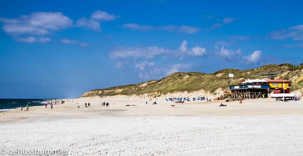 Strand Sylt Wonnemeyer