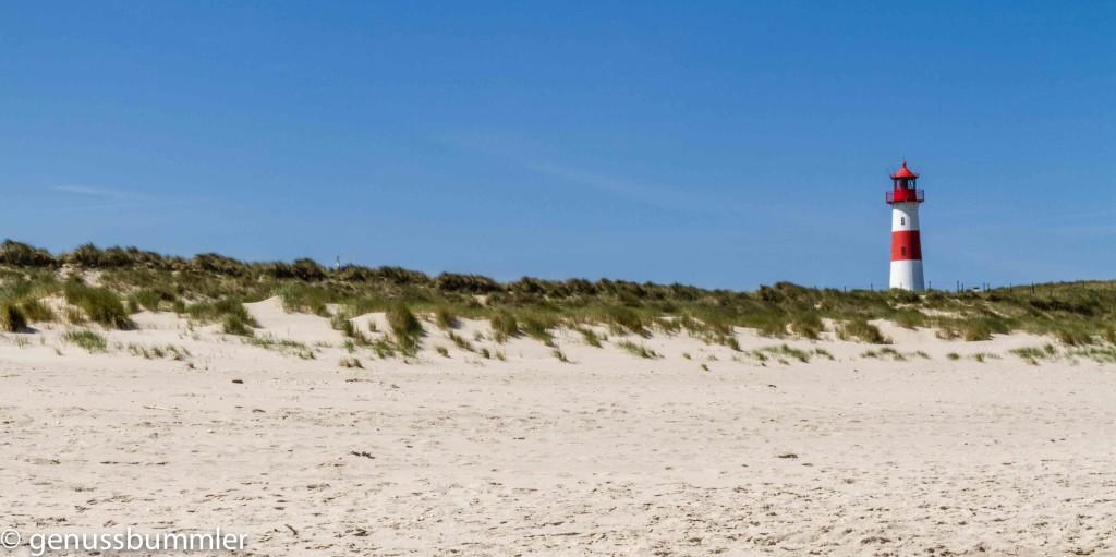 Sylt Strand Ellbogen