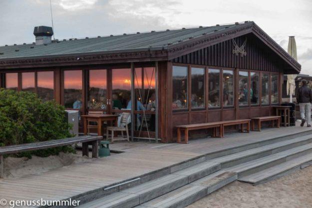 Sylt Restaurant Sansibar