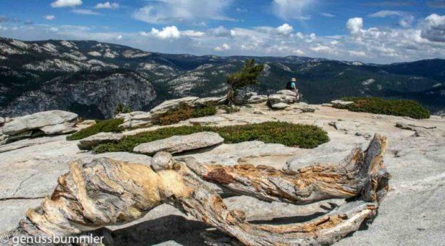 Yosemite Sentinal Dome