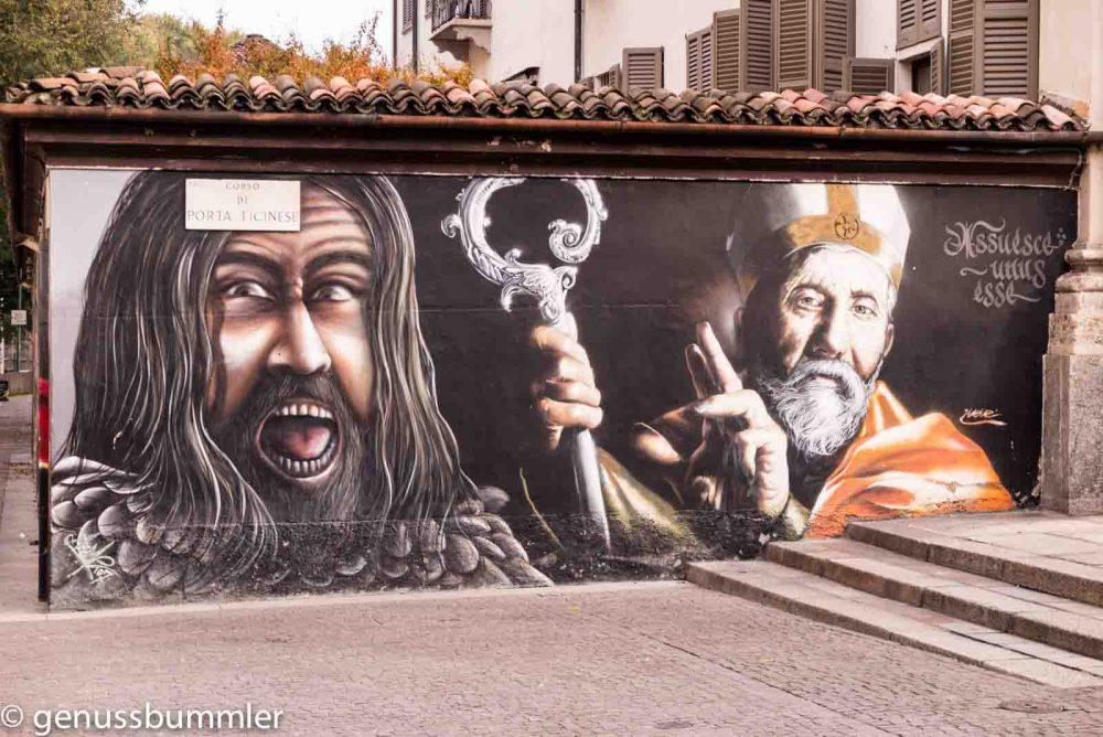 Reise nach Mailand Ticinese