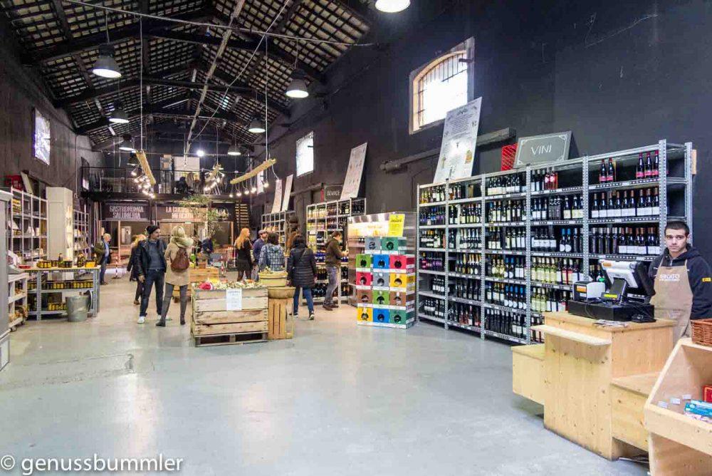 Reise nach Mailand Mercato Metropolitano