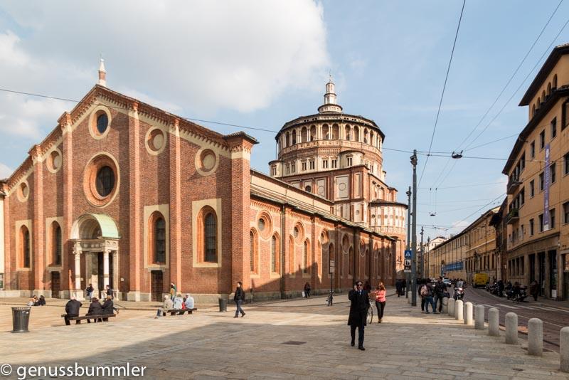 Mailand St. Maria delle Grazie