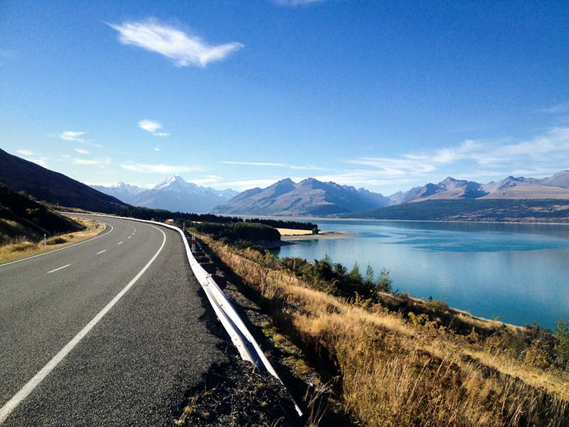 Mount-Cook-Road