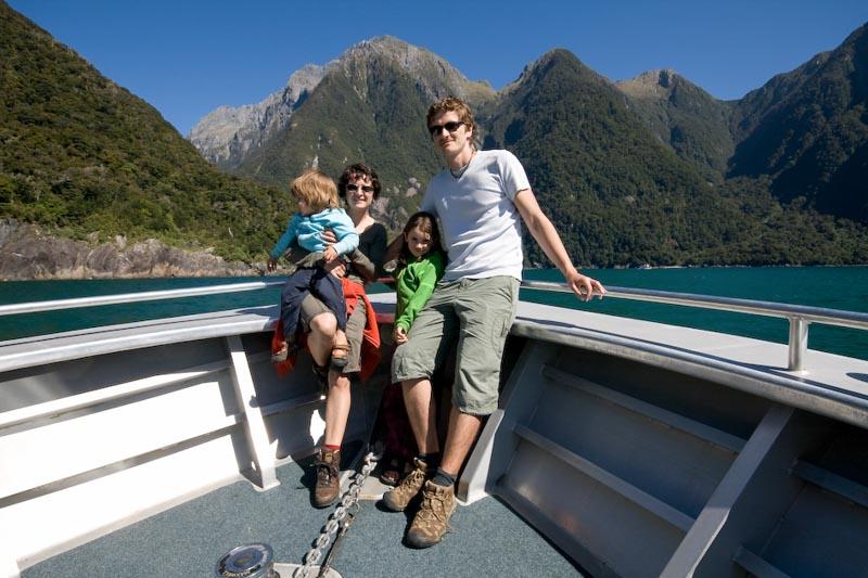 Weltwunderer Milford Sound