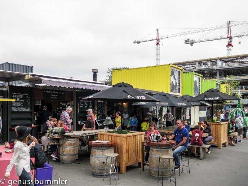 Christchurch Re Start Mall