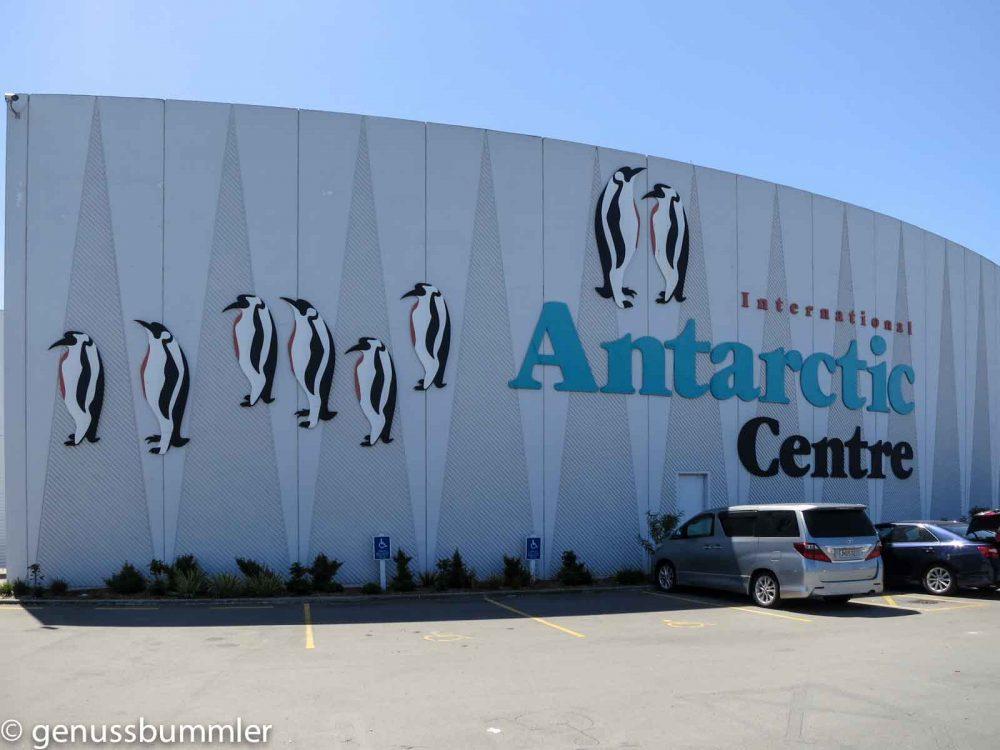 International Antarctic Center