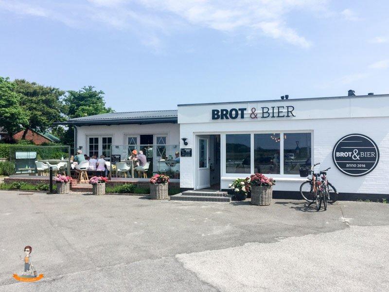 Restaurant Sylt Brot und Bier