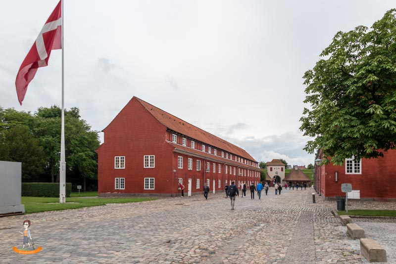 Wochenende Kopenhagen Sehenswürdigkeiten Kastell