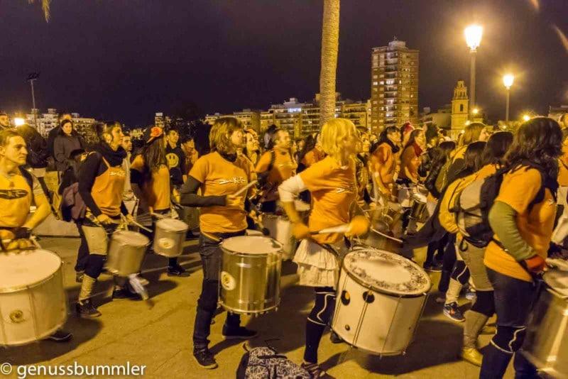 Fallas in Valencia Band
