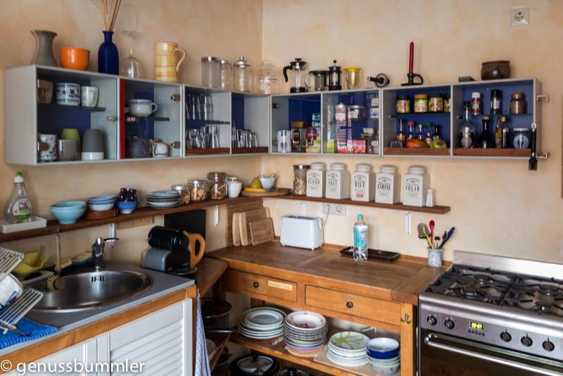 Air BnB Küche