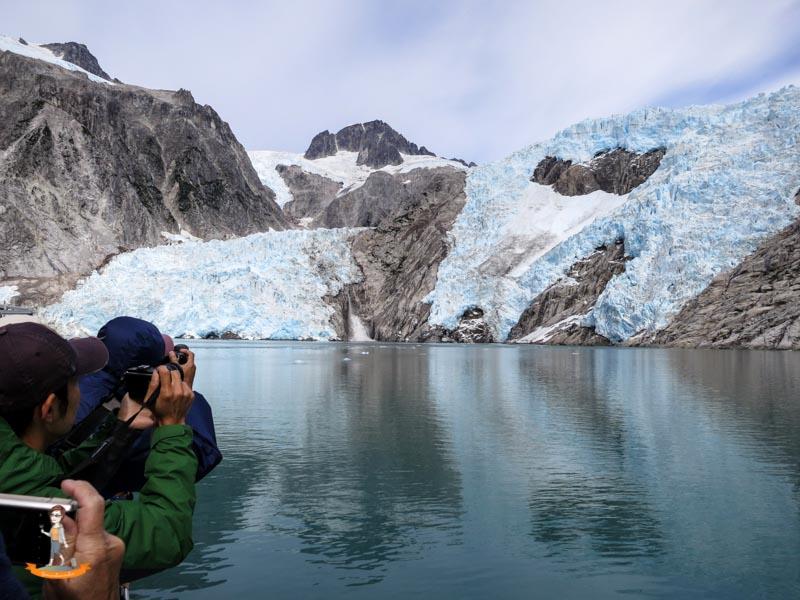 Kenai Fjords Nationalpark Gletscher