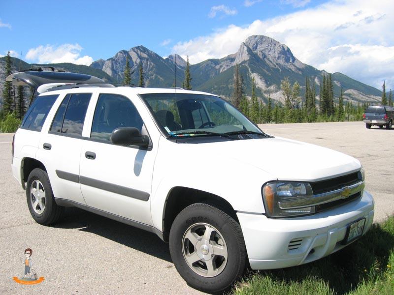 Mietwagen Tipps Tricks Kanada