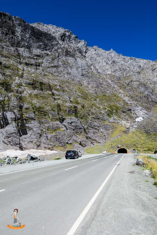 Milford Road homer tunnel