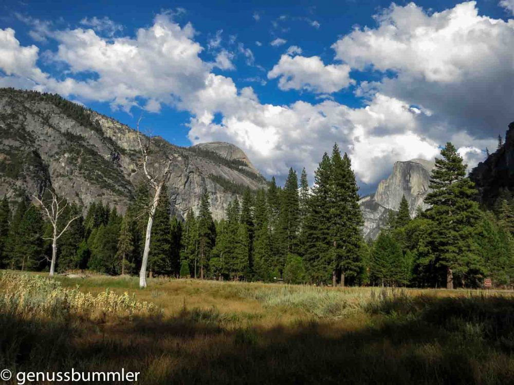 Reisetipps zum Yosemite Nationalpark Yosemite Valley