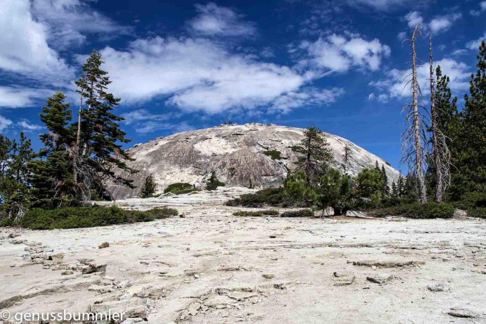 Reisetipps zum Yosemite Nationalpark Sentinel Dome