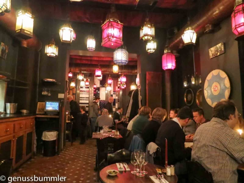 Restaurant Brüssel Marokkaner