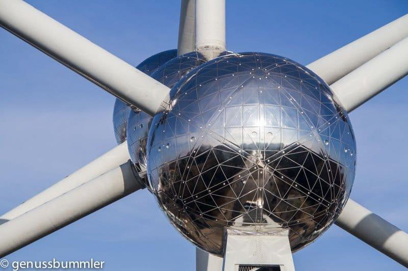 Rückblick Brüssel Atomium