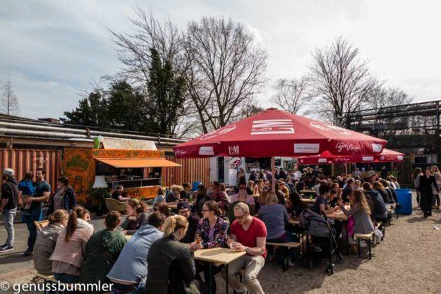 Street Food Market Schoener Alfred