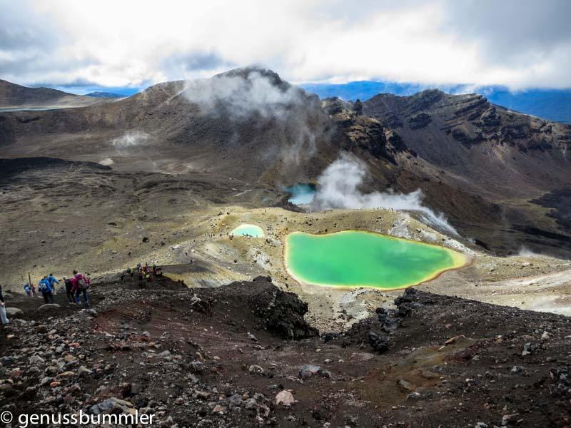 Tongariro Alpine Crossing - ob ich das schaffe?