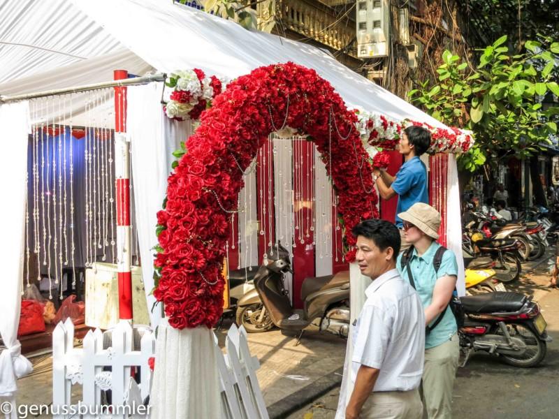 Privater Guide Vietnam Hochzeit
