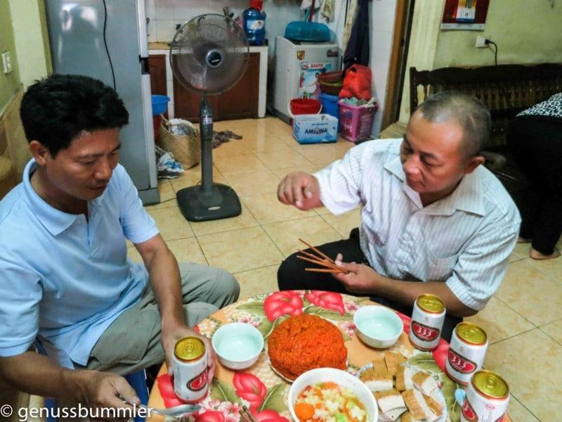 Privater Guide Vietnam zu Hause