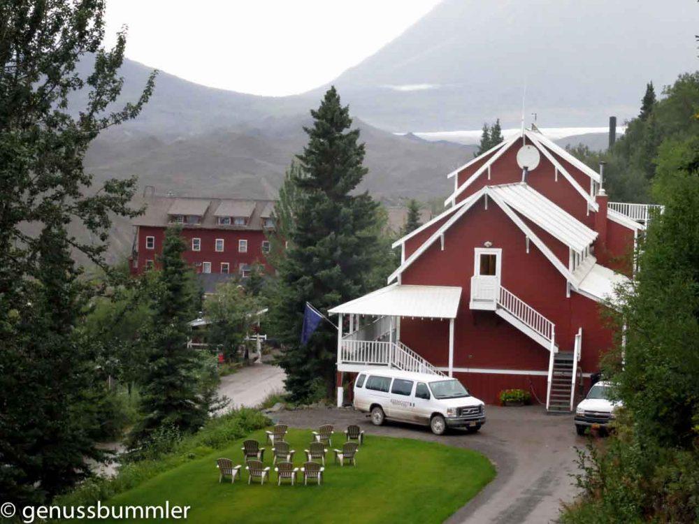 kennicott glacier lodge