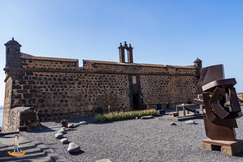 castillo de san jose cesar manrique lanzarote
