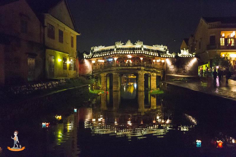 Vietnam Hoi-An Japanische Brücke
