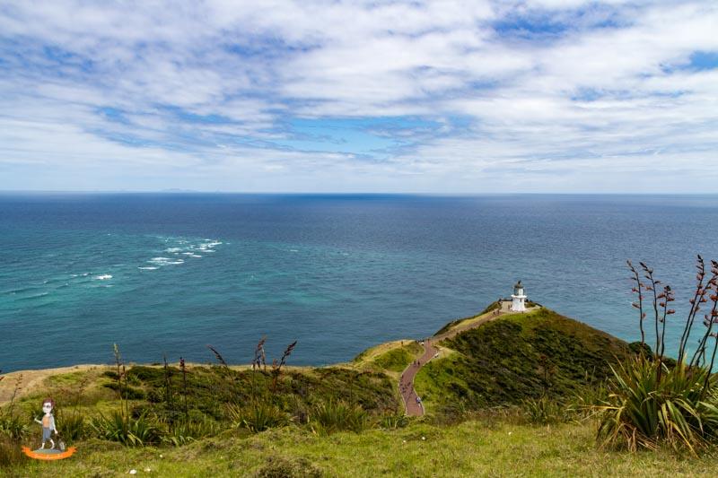 Northland von Neuseeland Cape Reinga