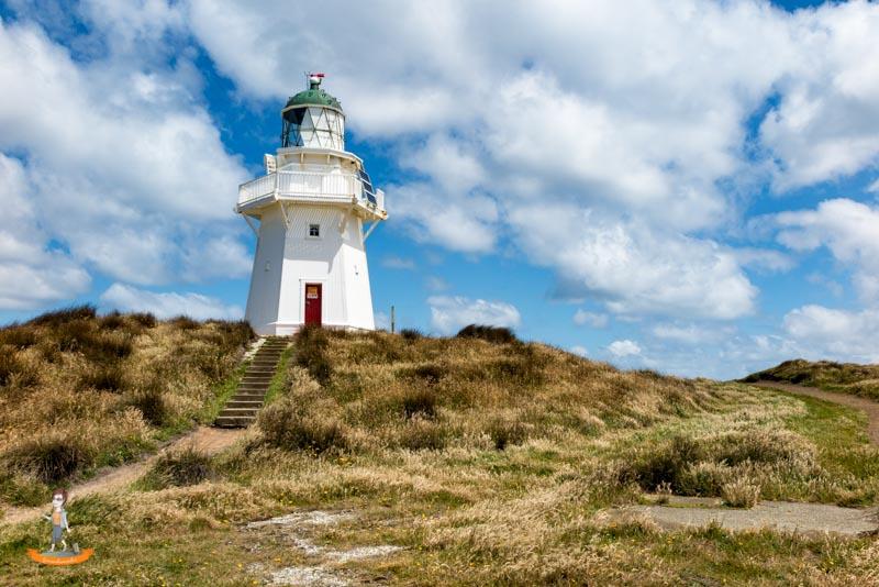 Neuseeland Leuchtturm
