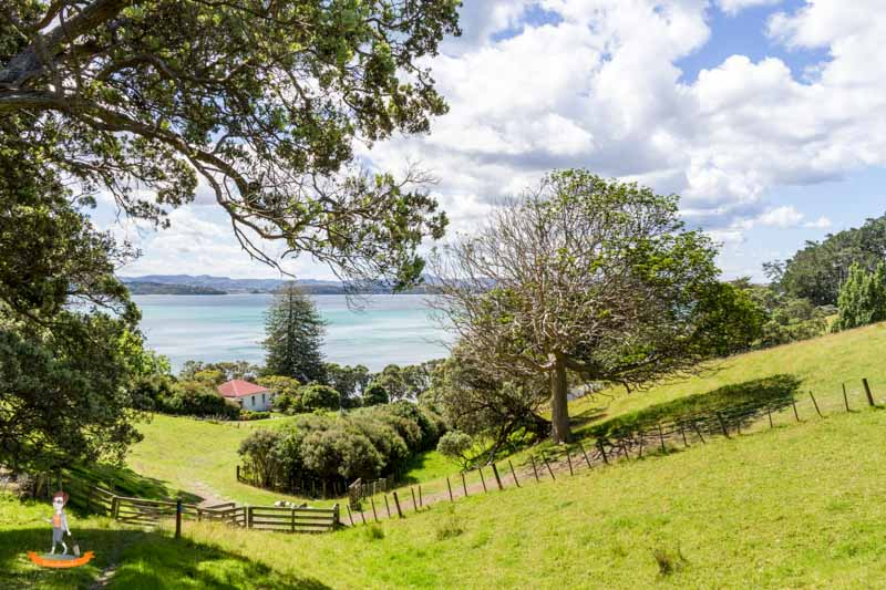 Northland von Neuseeland Scandrett Regional Parl