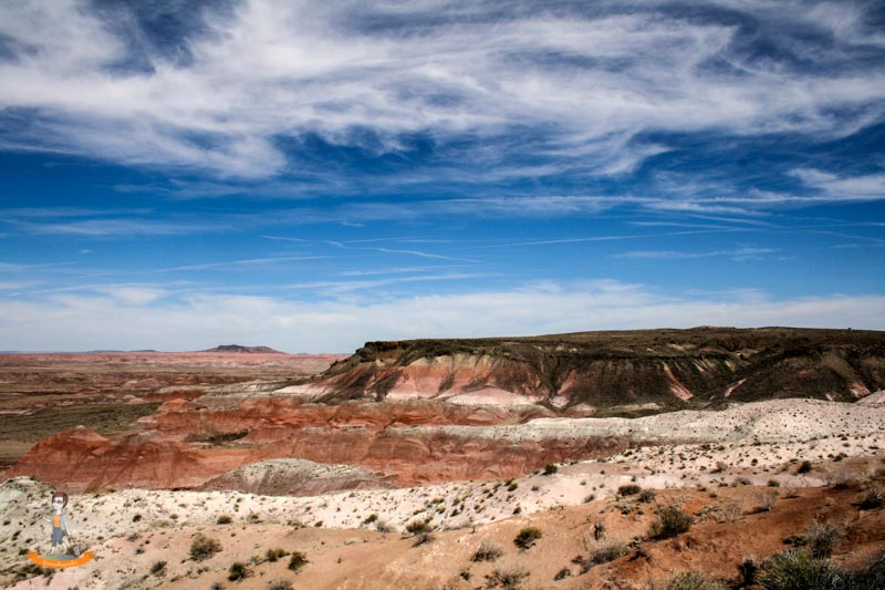 USA Painted Desert