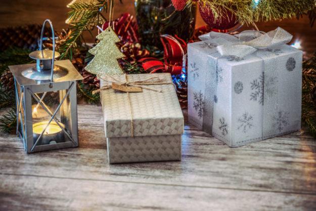 Weihnachten Geschenke