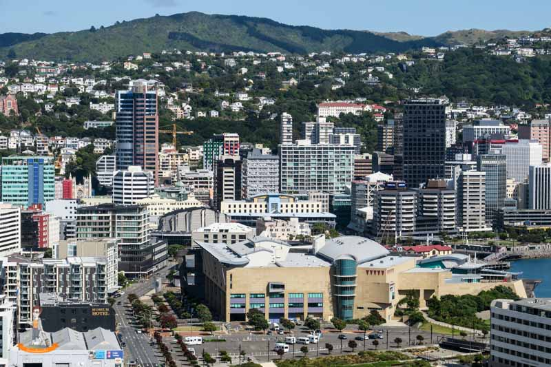 Neuseeland Wellington Te Papa Museum
