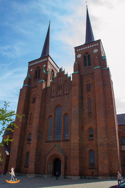 Daenemark Roskilde Dom