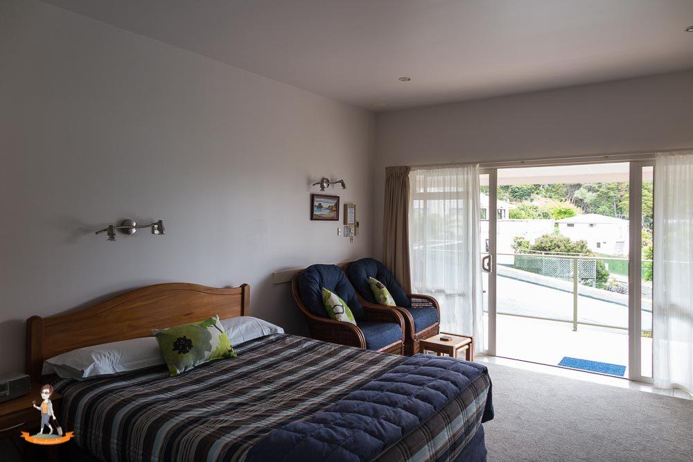 Admirals View Lodge Paihia Neuseeland