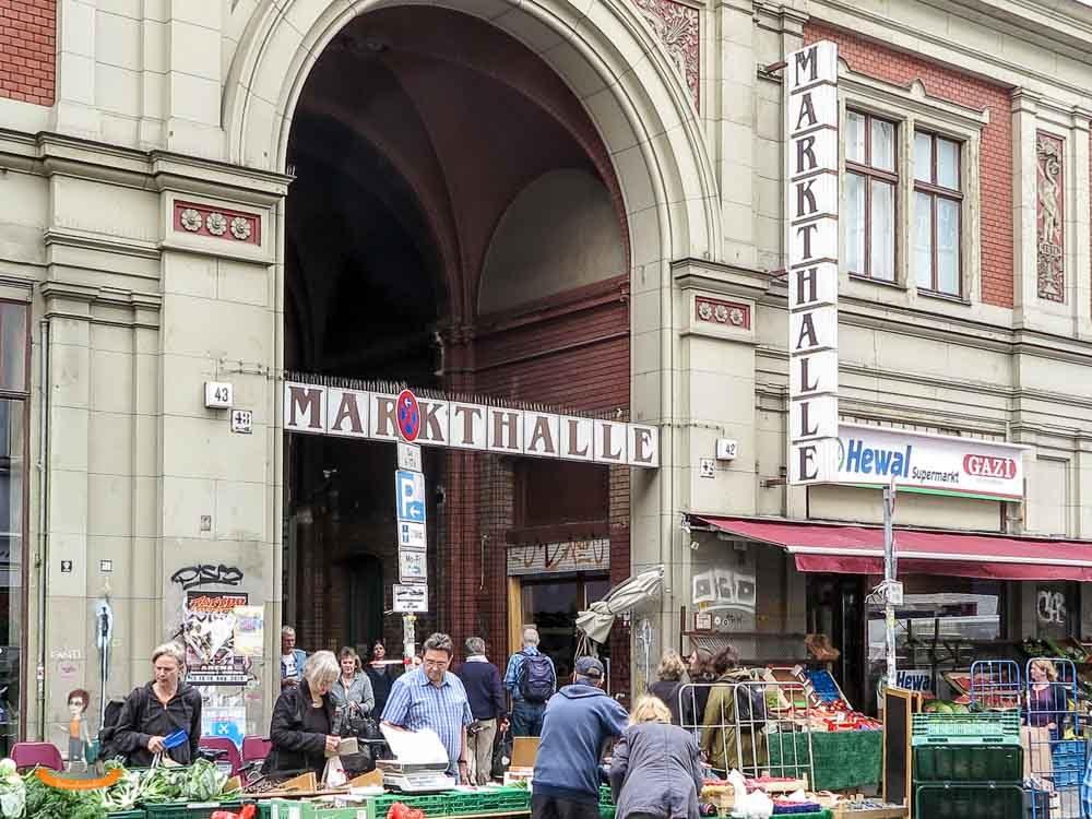 Berlin Markthalle 9