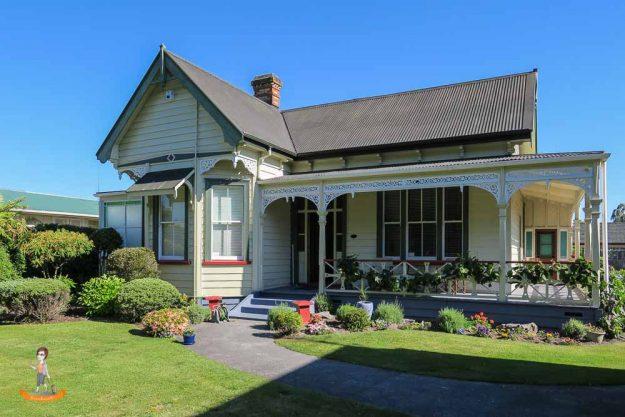 Roberson House Rotorua