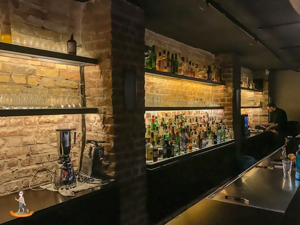 Duesseldorf Spoerl Fabrik Bar