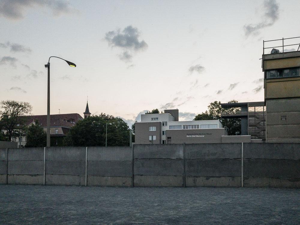 Berliner Mauer Mauerweg