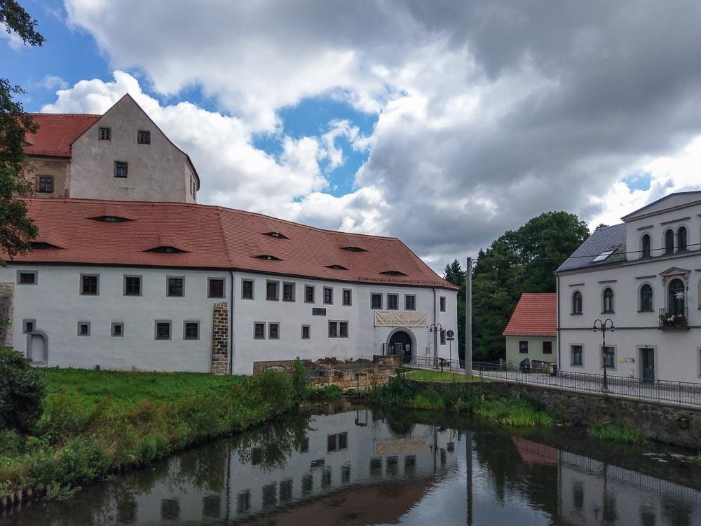 Radeberg Schloß Klippenstein Museum