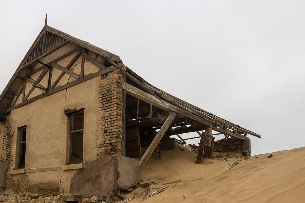 Namibia Kolmanskop Luederitz