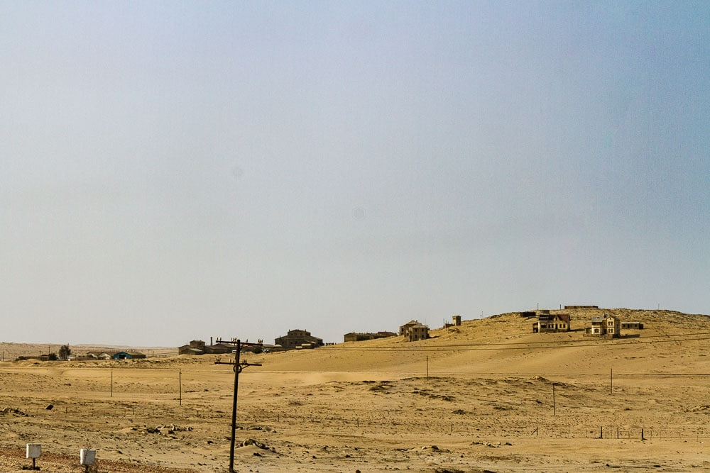 Kolmanskop Geisterstadt Namibia