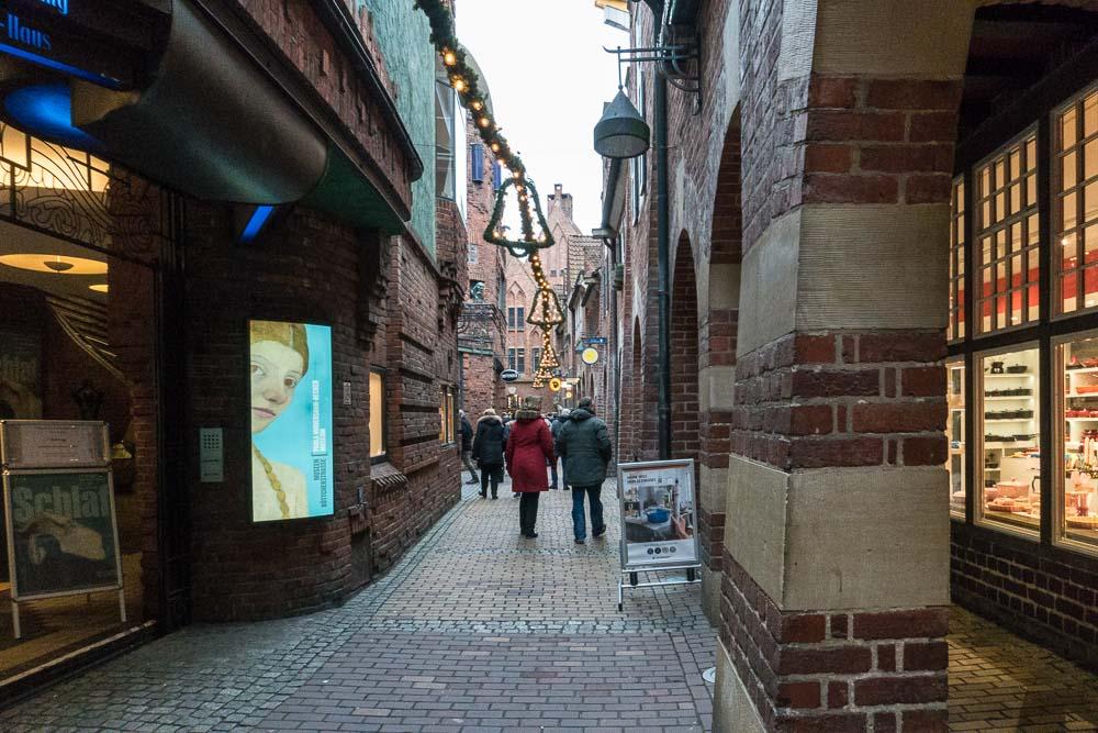 Bremen Boettcherstrasse