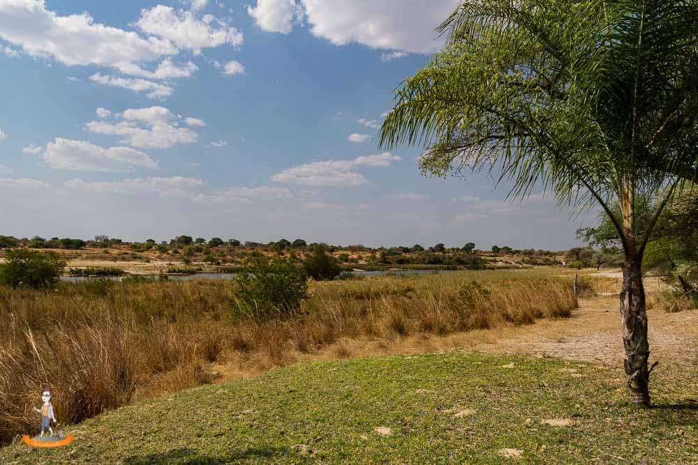 Okavango Namibia Angola