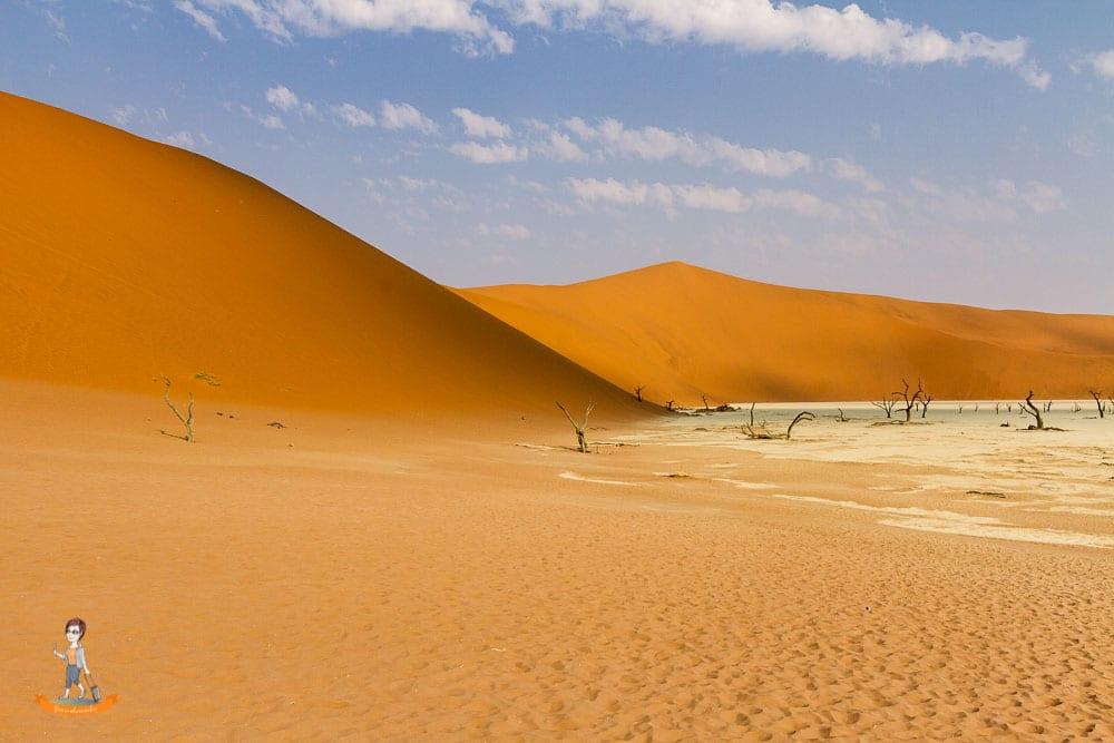 Sossusvlei Dead Vlei Namibia
