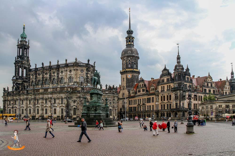 Dresden Tipps Residenzschloss