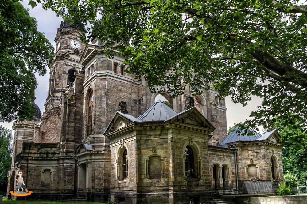 Dresden Trinitatiskirche