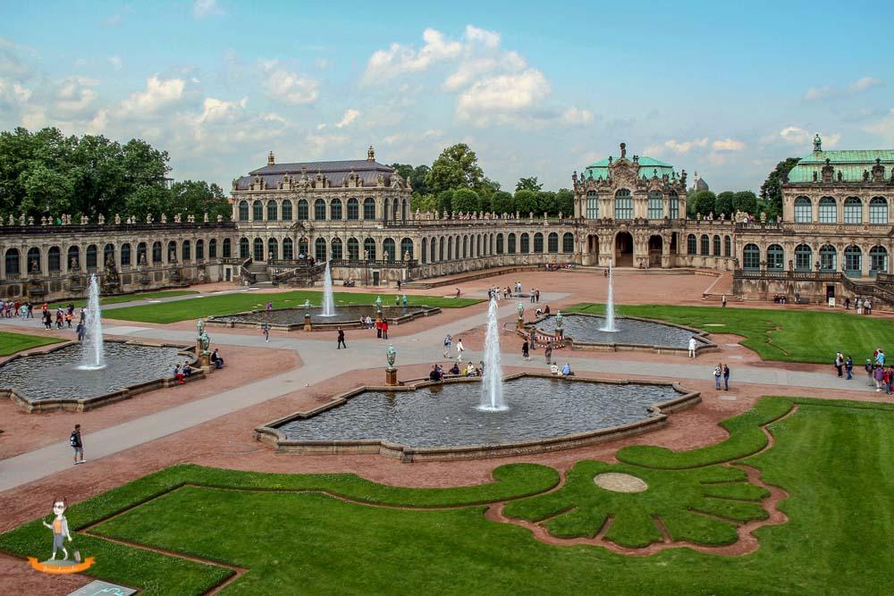 Dresden Tipps Zwinger